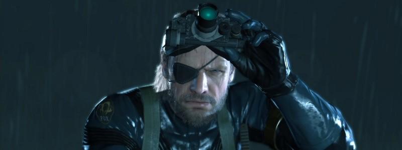 Тизер нового проекта по Metal Gear Solid