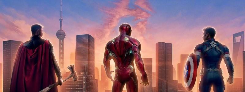 «Мстители: Финал» установили рекорд в IMAX
