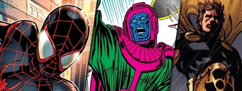 Что значит мультивселенная Marvel для Фазы 4 MCU