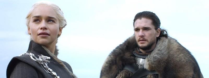 «Игра престолов» намекает на вражду Дейенерис и Джона Сноу?