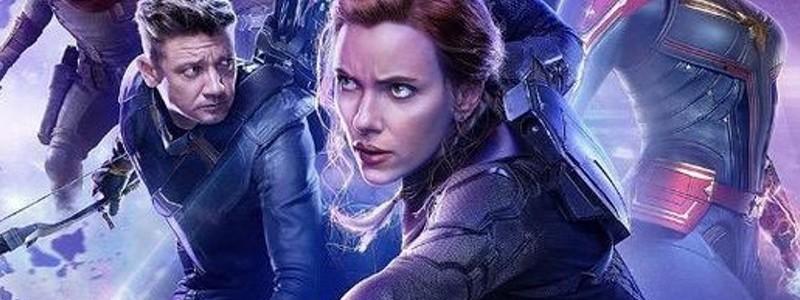 Marvel начали снимать фильм «Черная вдова»