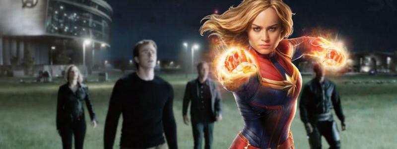 Сцена после титров «Капитана Марвел» не имеет смысла после «Мстителей: Финал»