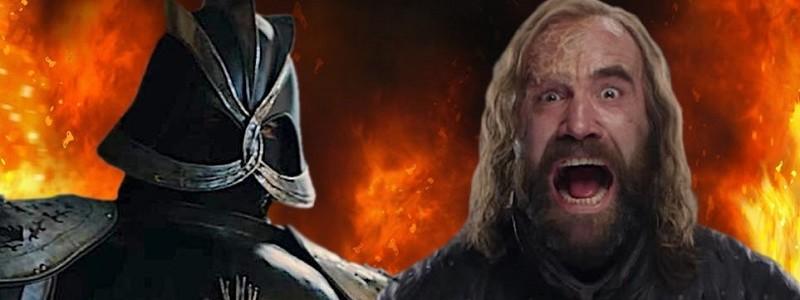 Пес против Горы. Кто победил в битве в 5 серии 8 сезона «Игры престолов»?