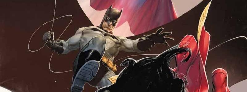 DC раскрыли новый ужасающий костюм Бэтмена