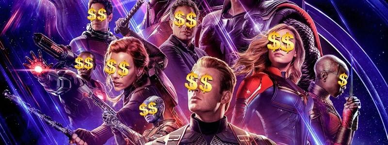 Сборы «Мстителей: Финал» почти обошли «Аватара» в домашнем регионе