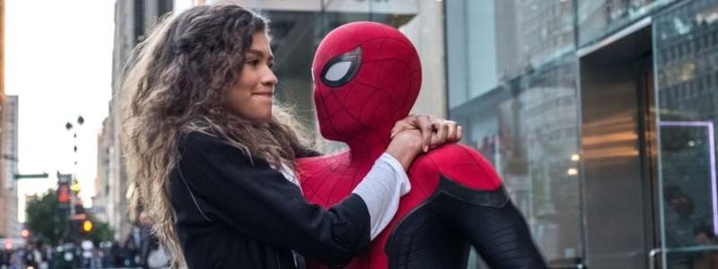 ЭмДжей помогает Питеру Паркеру в новом промо «Человека-паука: Вдали от дома»