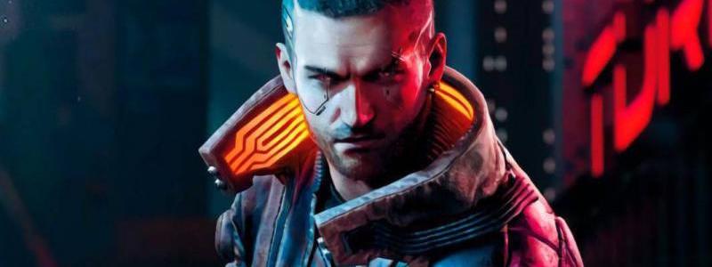 Новое изображение Cyberpunk 2077 показывает героя игры