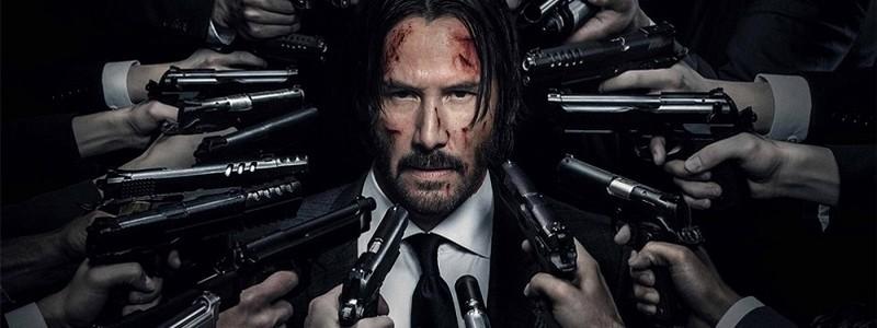 Раскрыто общее количество убийств Джона Уика за три фильма