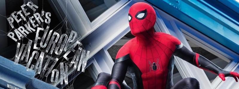 Ролик раскрыл новые кадры «Человека-паука: Вдали от дома»