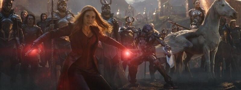 Алая Ведьма создала Людей Икс в киновселенной Marvel?