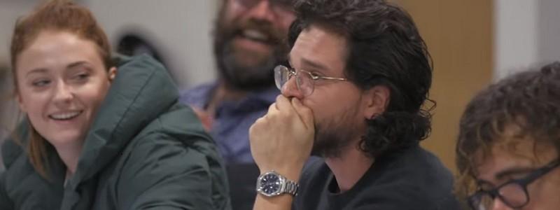 Кит Харингтон плакал, когда Джон убил Дейенерис в «Игре престолов»