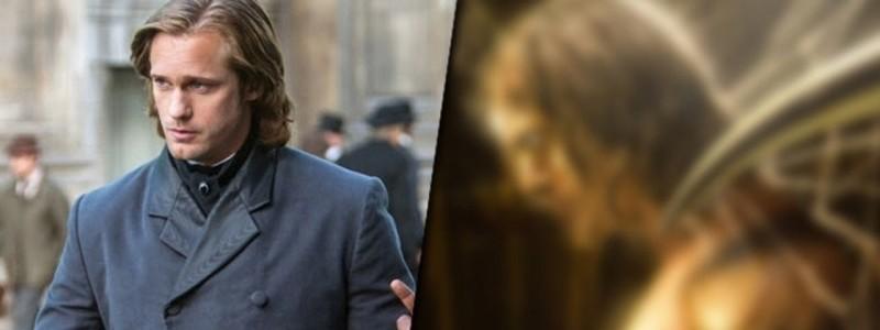 Как Александр Скарсгард выглядит в образе Адама Уорлока из Marvel