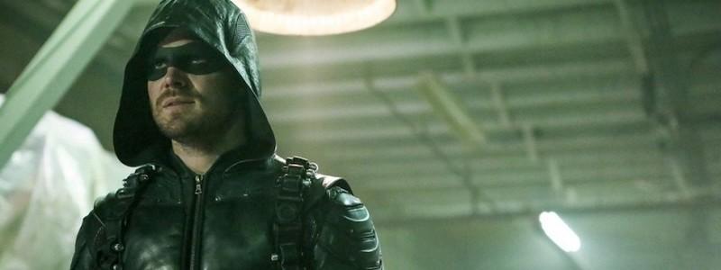 Исполнитель Стрелы Стивен Амелл может сыграть злодея DC