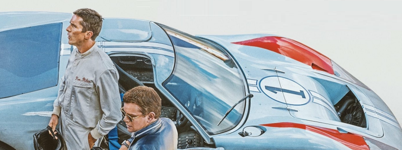 Трейлер фильма «Ford против Ferrari» от режиссера «Логана»