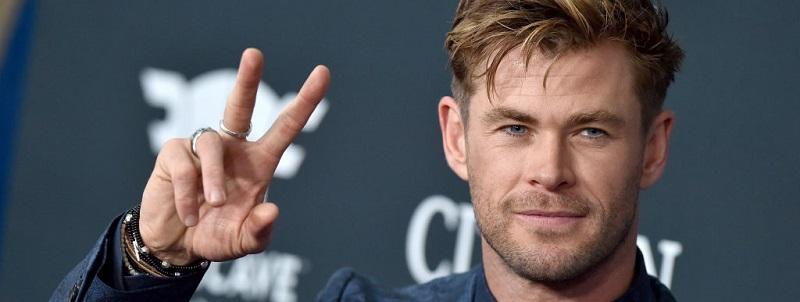 Звезда Marvel Крис Хемсворт не будет сниматься в кино. Некоторое время