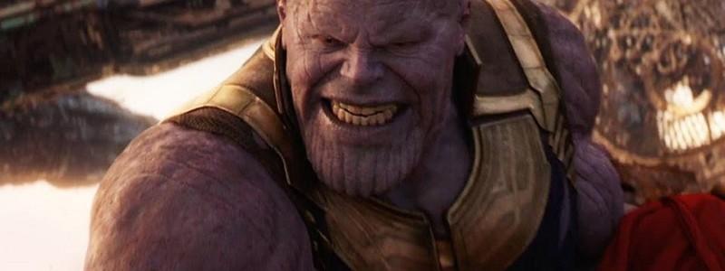 Будет ли показано детство Таноса в киновселенной Marvel