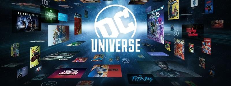 Сервис DC Universe будет «пересмотрен»