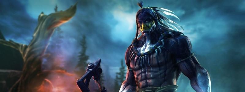 Ночной Волк появится в Mortal Kombat 11. Представлен первый взгляд