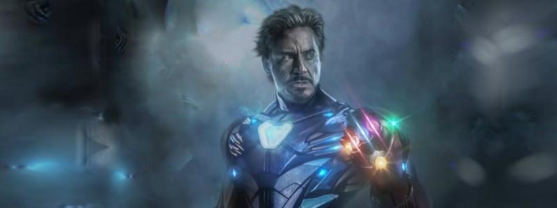 Объяснено, почему Перчатка бесконечности ранила Тони Старка