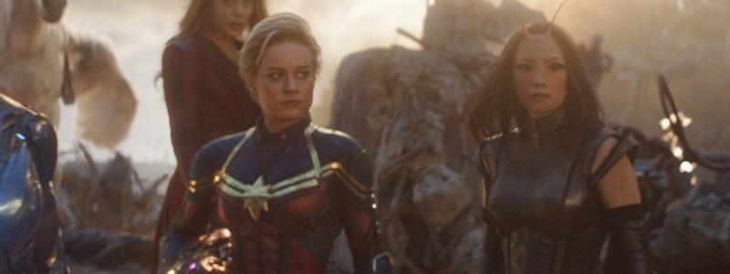 Все костюмы Капитана Марвел в киновселенной Marvel