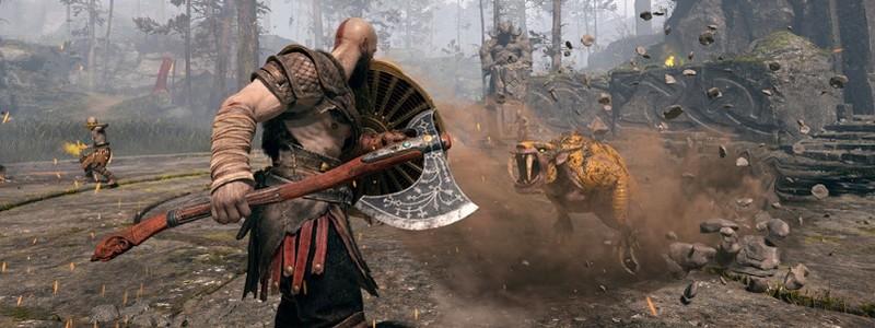 Работа над God of War 2 активно ведется