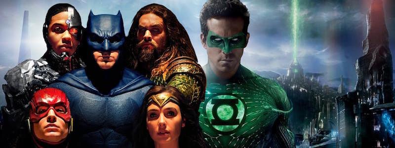 Зеленый Фонарь на новом кадре «Лиги справедливости»