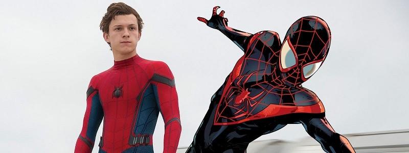 Том Холланд раскрыл свое камео в «Человеке-пауке: Через вселенные»