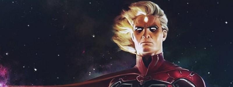 Как Генри Кавилл выглядит в роли Адама Уорлока из Marvel