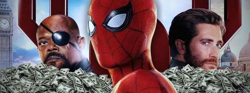 Бюджет «Человек-паук: Вдали от дома». Сколько стоил фильм Marvel?