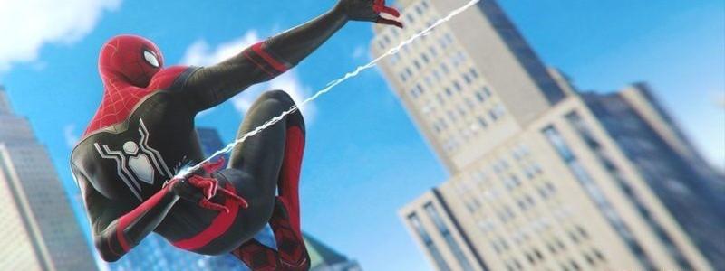 В игре Marvel's Spider-Man для PS4 появились новые костюмы