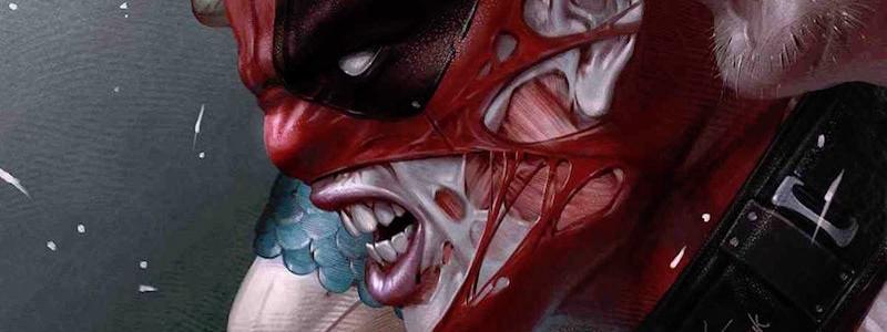 Зомби-Дэдпул встретится с Росомахой в Marvel Zombies