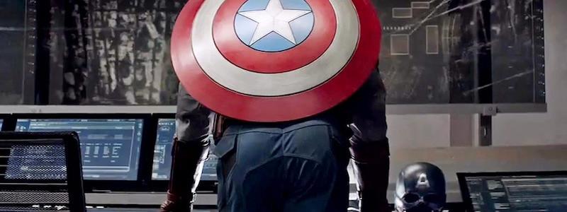Марк Руффало поздравил с 4 июля посредством задом Капитана Америка