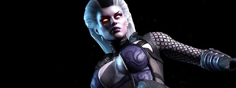 Раскрыт образ Синдел из Mortal Kombat 11