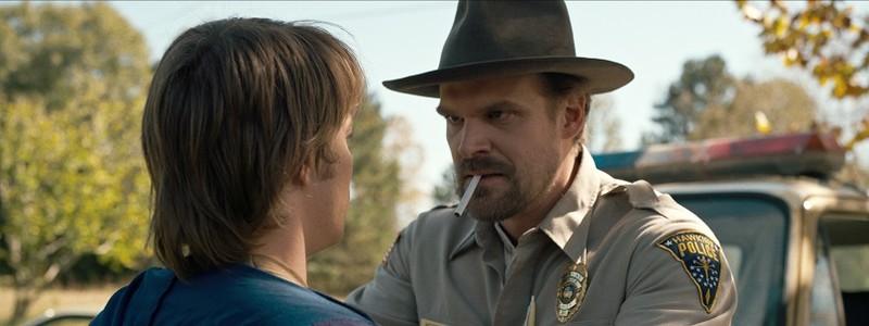 Намек на то, вернется ли Хоппер в 4 сезоне «Очень странные дела»