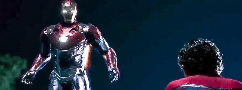 Железный человек появится в «Человеке-пауке 3» от Marvel Studios