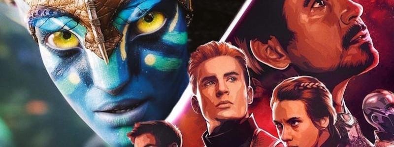 Мировые сборы «Мстителей: Финал» очень близки к «Аватару»