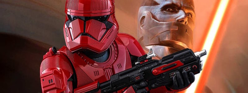 Раскрыто оружие ситха-штурмовика из «Звездных войн: Скайуокер. Восход»