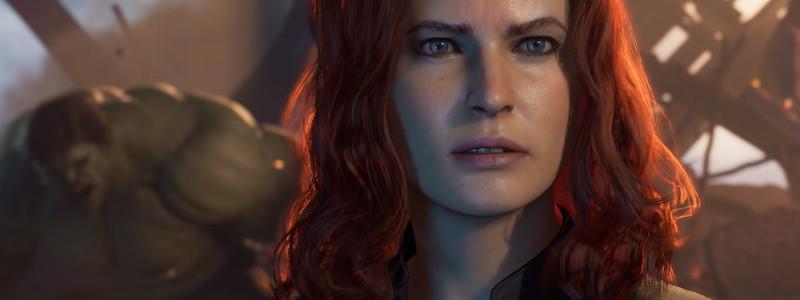 Детали геймплея Marvel's Avengers за Халка и Черную вдову