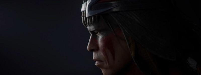 Тизер-трейлер нового персонажа Mortal  Kombat 11 — Ночного Волка