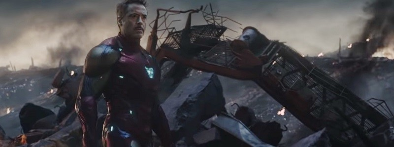Marvel выложили ключевую сцену «Мстителей: Финал»