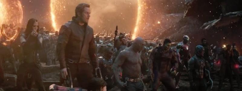 Раскрыта странная удаленная сцена «Мстителей: Финал»