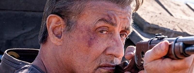 Раскрыт возрастной рейтинг «Рэмбо 5: Последняя кровь»