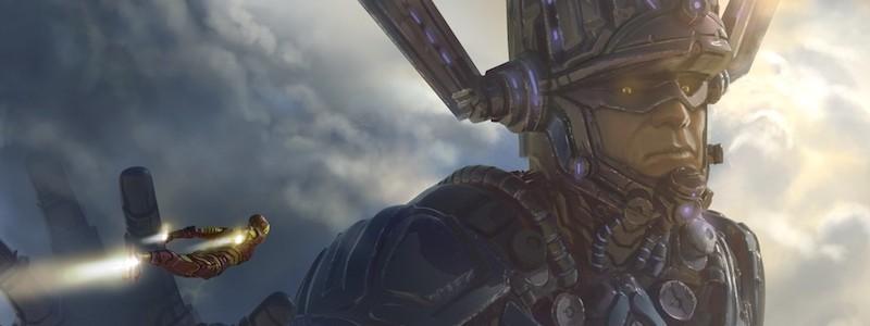 Раскрыты планы Marvel на Галактуса в MCU