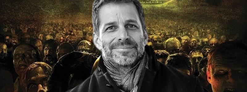 Новое фото боевика «Армия мертвых» от Зака Снайдера