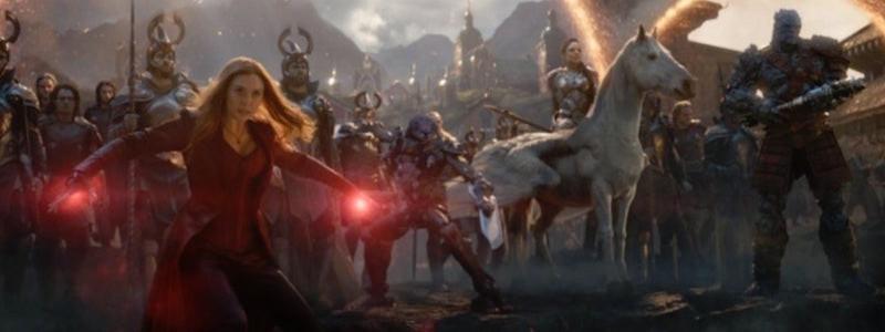 Кевин Файги раскрыл свою любимую сцену киновселенной Marvel