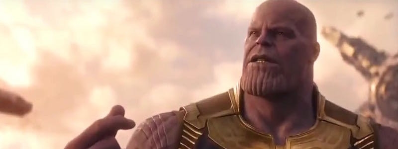 Подтверждены последствия щелчка Таноса в киновселенной Marvel