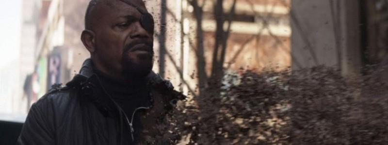 Раскрыто изначальное камео Ника Фьюри в «Мстителях: Война бесконечности»