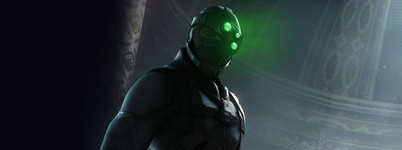 Ubisoft тизерит возвращение Splinter Cell