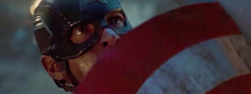Тизер обезглавленного Капитана Америка из «Мстителей: Финал»