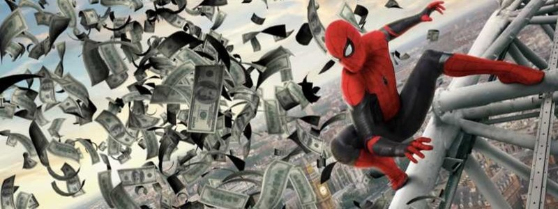 Сборы «Человека-паука: Вдали от дома» установили рекорд для Sony